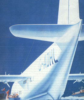 Imperial Airways' Canopus (private collection).
