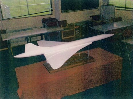 In September 2007 all the pupils in Year Six at Forest View Primary began work on a model of Concorde to form part of the BAC 100 celebrations. The completed model was displayed in the Cinderford Co-op, the Forester office in Cinderford High Street and at The Dean Heritage Centre Soudley.