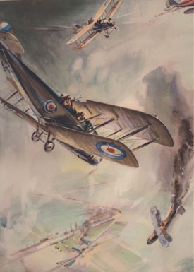 Bristol Fighter (Bristol Aero Collection).
